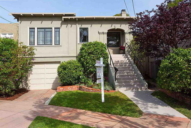It has been lovingly restored w/ refinished hardwood floors, new paint inside & out, & new landscaping. Situated in the thriving Central Berkeley neighborhood. Although bath & kitchen have not been remodeled, the whole property radiates w/ how fun & easy it would be to live here.