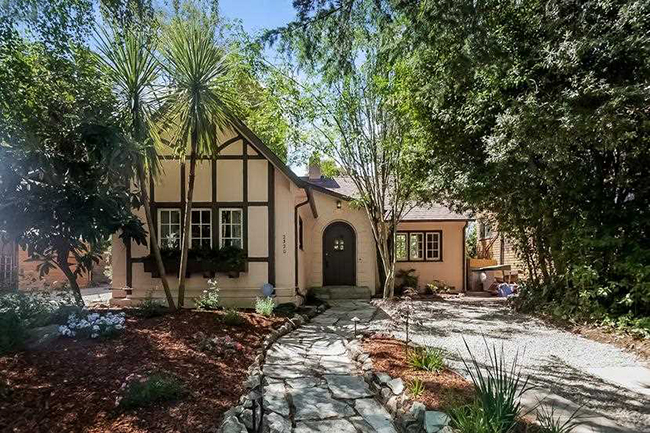 Near Elmwood, Berkeley Bowl, park, downtown Berkeley and transit. Walkscore 86, bikescore 99. Fireplace w/ copper detail, coved ceilings, oak floors multi-lite windows. Remodeled kitchen open to sitting, dining and yard. Many upgrades!  Sold $925,000